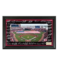 MLB® Cincinnati Reds 2016 Signature Field