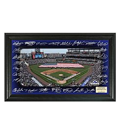 MLB® Colorado Rockies 2016 Signature Field