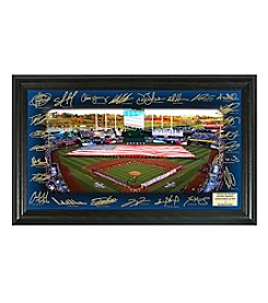 MLB® Kansas City Royals 2016 Signature Field