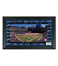 MLB® Texas Rangers 2016 Signature Field