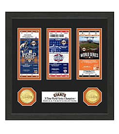 MLB® San Francisco Giants World Series Ticket Collection