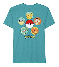 Hybrid™ Men's Pokeball Short Sleeve Tee