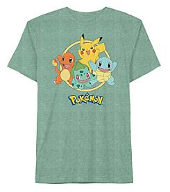 Hybrid™ Men's Starting Pokemon Short Sleeve Tee