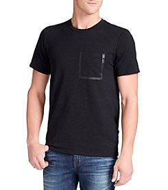William Rast® Men's Fluxx Short Sleeve Pocket Tee
