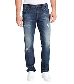William Rast® Men's Dean Slim Straight Denim Pants