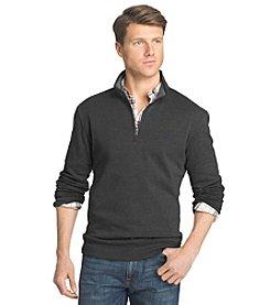 Izod® Men's Long Sleeve 1/4 Zip Advantage Pullover