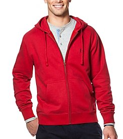 Chaps® Men's Hooded Full Zip Fleece