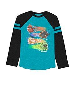Angry Birds™ Boys' 4-7 Long Sleeve Tee