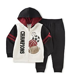 Kids Headquarters® Boys' 2T-7 2-Piece Champions Hoodie And Joggers Set