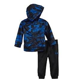 Under Armour® Baby Boys 2-Piece Digi Blur Hoodie Set