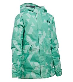 Under Armour® Girls' 7-16 ColdGear® Infrared Powerline Jacket