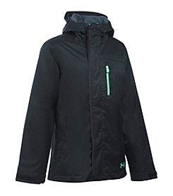 Under Armour® Girls' 7-16 ColdGear® Infrared Gemma 3-In-1 Jacket