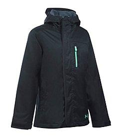 Under Armour® Girls' 7-16 ColdGear® Infrared Gemma 3-In-1 Jacket