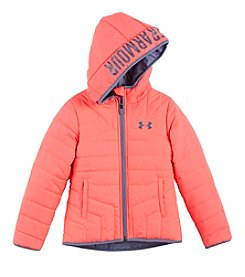 Under Armour® Girls' 2T-6X Feature Puffer Jacket