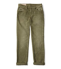 Polo Ralph Lauren® Boys' 8-20 Rolled Skinny Jeans