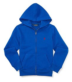 Polo Ralph Lauren® Boys' 8-20 Full Zip Hoodie