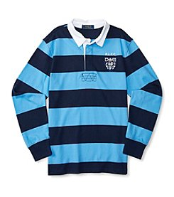 Polo Ralph Lauren® Boys' 8-20 Long Sleeve Striped Rugby Shirt