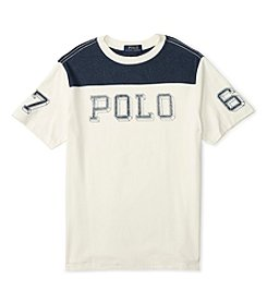 Polo Ralph Lauren® Boys' 8-20 Short Sleeve Graphic Tee