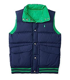 Polo Ralph Lauren® Boys' 8-20 Elmwood Reversible Vest