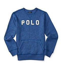Polo Ralph Lauren® Boys' 8-20 Logo Pullover