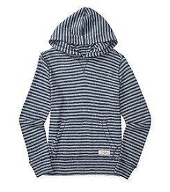 Polo Ralph Lauren® Boys' 8-20 Striped Pullover Hoodie