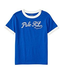 Polo Ralph Lauren® Boys' 8-20 Short Sleeve Ringer Tee