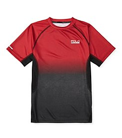 Polo Sport® Boys' 8-20 Short Sleeve Ombre Tee