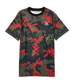 Polo Sport® Boys' 8-20 Short Sleeve Camo Tee