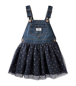 OshKosh B'Gosh® Girls' 2T-4T Hearts Tulle Jumper