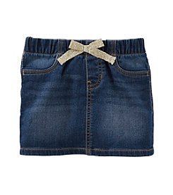 OshKosh B'Gosh® Girls' 2T-6X Denim Skirt