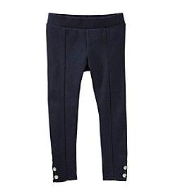 OshKosh B'Gosh® Girls' 2T-6X Ponte Pants