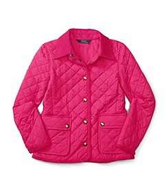 Polo Ralph Lauren® Girls' 7-16 Quilted Jacket