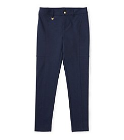 Polo Ralph Lauren® Girls' 7-16 Ponte Pants
