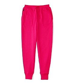 Polo Ralph Lauren® Girls' 7-16 Terry Joggers