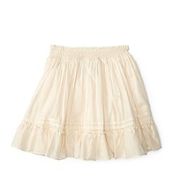 Polo Ralph Lauren® Girls' 7-16 Tiered Skirt
