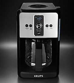 KRUPS® Turbo Savory EC411050 12-Cup Coffeemaker