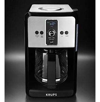 KRUPS® Turbo Savoy EC412050 12-Cup Coffeemaker