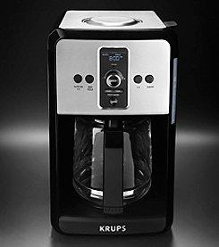 KRUPS® Turbo Savory EC412050 12-Cup Coffeemaker