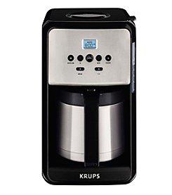KRUPS® Savory ET351050 12-Cup Coffeemaker