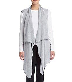 MICHAEL Michael Kors® Plus Size Drape Front Vest