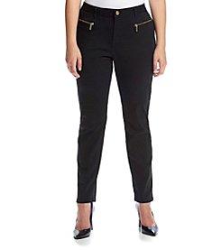 MICHAEL Michael Kors® Plus Size Denim Izzy Skinny Pants
