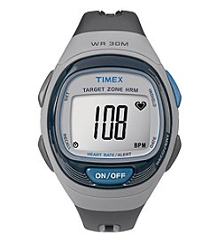 Timex® Personal Trainer Analog Heart Rate Monitor + HRM Sensor Strap