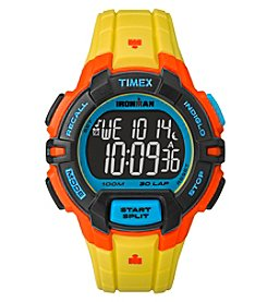 Timex® Men's Ironman Rugged 30 Color Block Watch