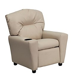 Flash Furniture Contemporary Vinyl Kids Recliner