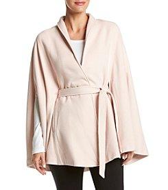 Ivanka Trump® Wrap Cape Jacket