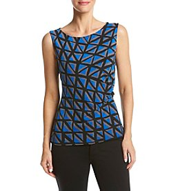 Anne Klein® Scoop Neck Tank