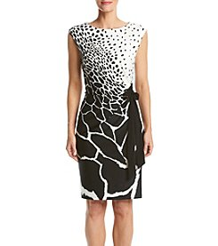 Madison Leigh® Matte Jersey Ruched Dress