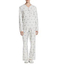 Intimate Essentials® Slippers and Pajama Set