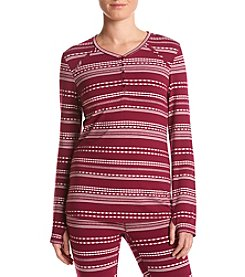 Jockey® Modern Fair Isle Loungewear Shirt