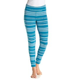 Jockey ® Modern Fair Isle Loungewear Pants
